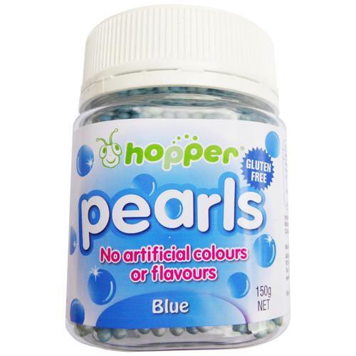 Natural Pearls Hopper 150g - BLUE