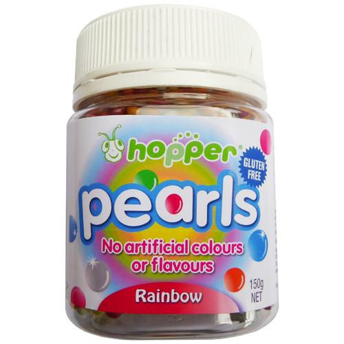 Natural Pearls Hopper 150g - RAINBOW
