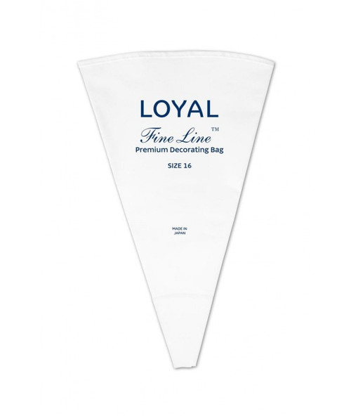 Loyal Reusable Fine Line Piping Bags size 16""