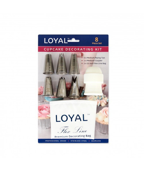 Loyal Cupcake Kit