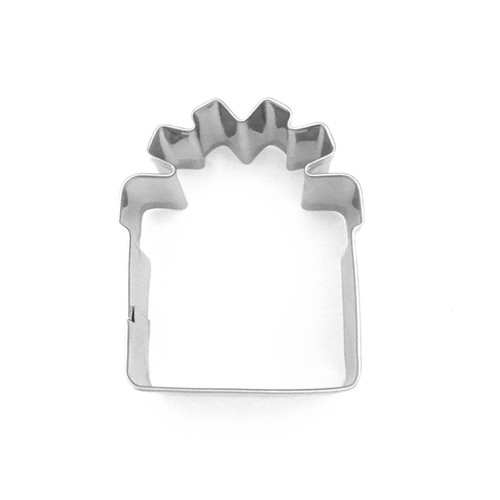 Christmas Present Gift Cookie Cutter