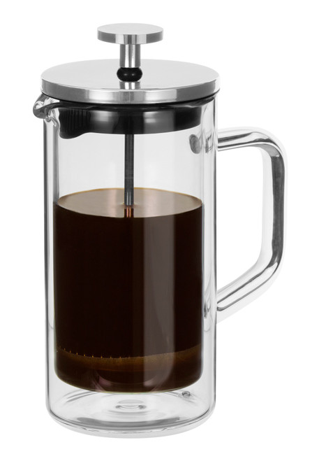 Capri Double Wall Coffee Plunger - 2 Cup / 350ml