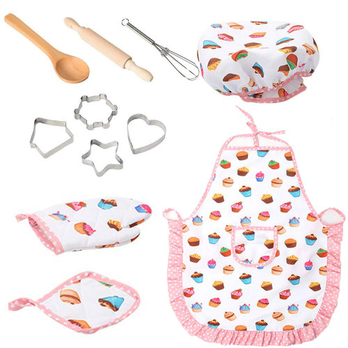 Kids Play Baking Set