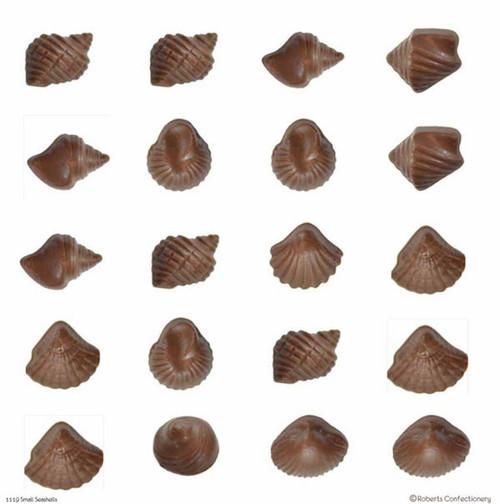 SHELLS SMALL Chocolate mold
