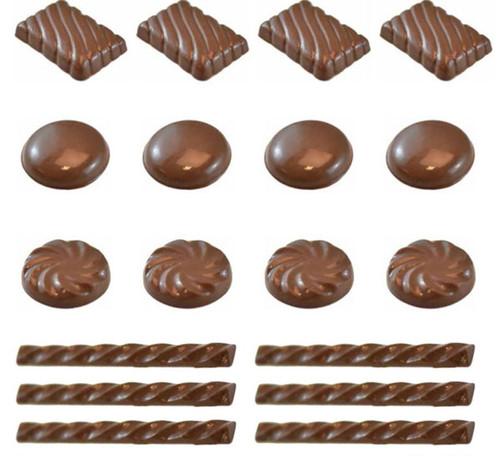 Truffles Chocolate Mold