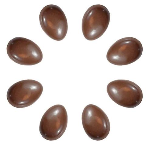 Plastic Chocolate Mold-Plain Easter Egg