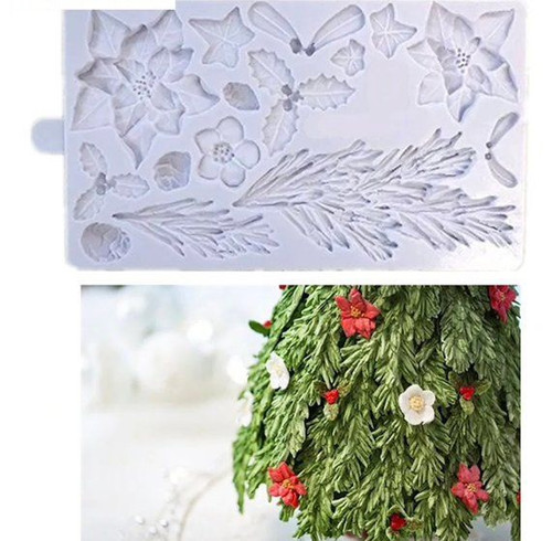 Christmas Wreath Mold