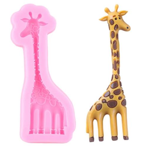 Giraffe Silicone Mold