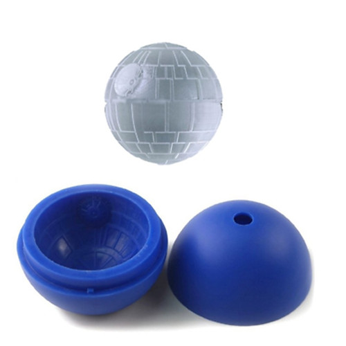 Star Wars- Death Star Silicone Mold