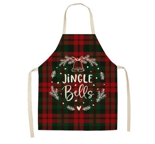 Jingle Bells Apron