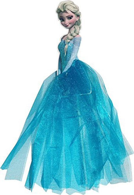 Cake Topper - Elsa(Style 1)