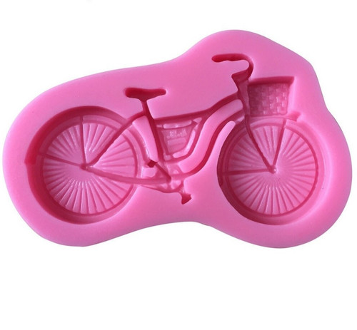 Heritage Bicycle Silicone Mold
