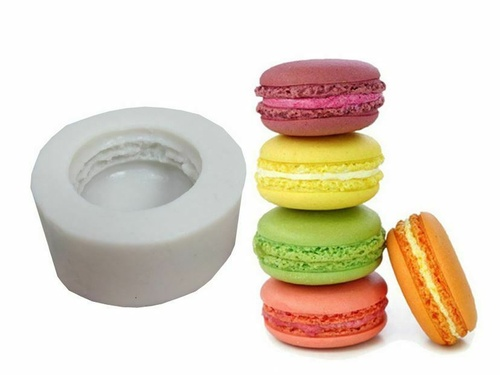 Full Macaron Silicone Mold