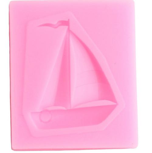 Silicone Mold – Sail Boat