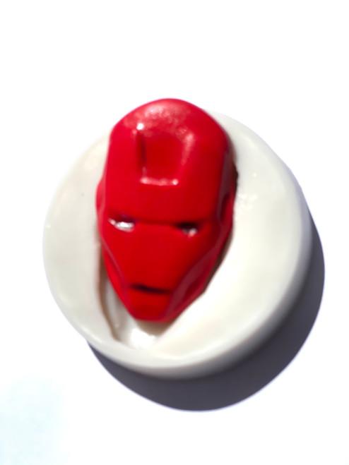 Silicone Mold - Iron man Face Mask