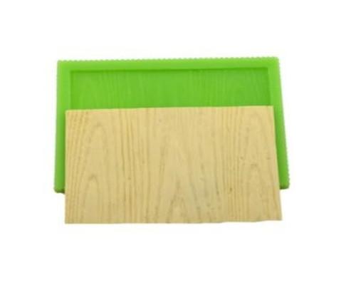 Woodgrain Tile Silicone Mold