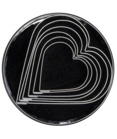 Loyal Tin Plate Cutter Set-HEART