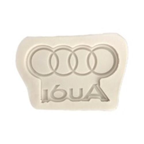 Silicone Mold - Audi Car Logo