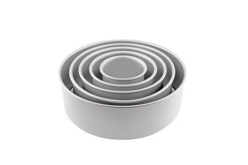 """Cake Tin Round MONDO - 5"""" x 4"""" DEEP"""