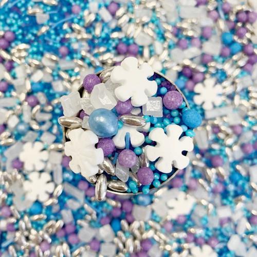 Sprinkle Mix- Ice Princess (New) 100g