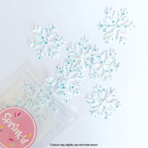 SPRINK'D Graffiti Snowflake Wafer 2g