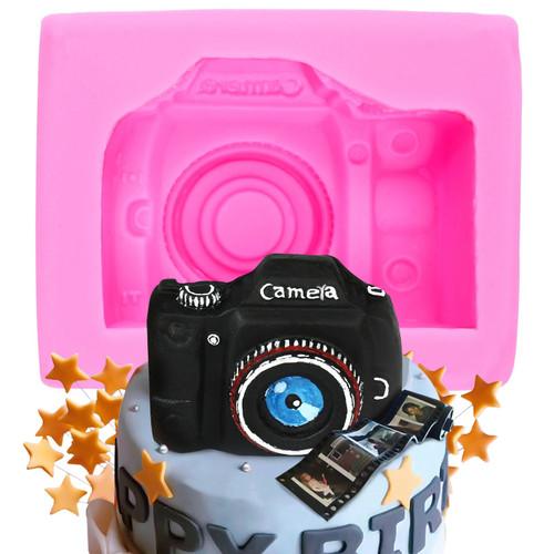 Camera Silicone Mold