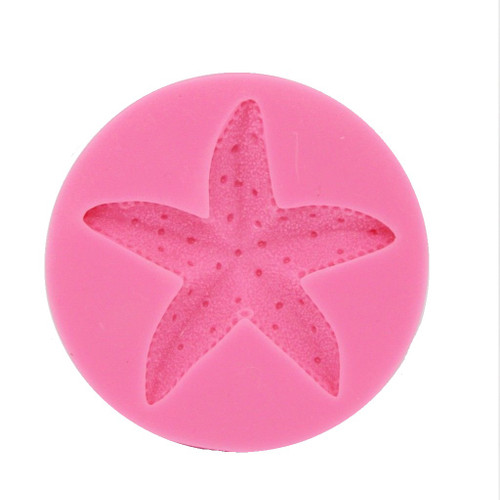 Knobbed Starfish Silicone mold