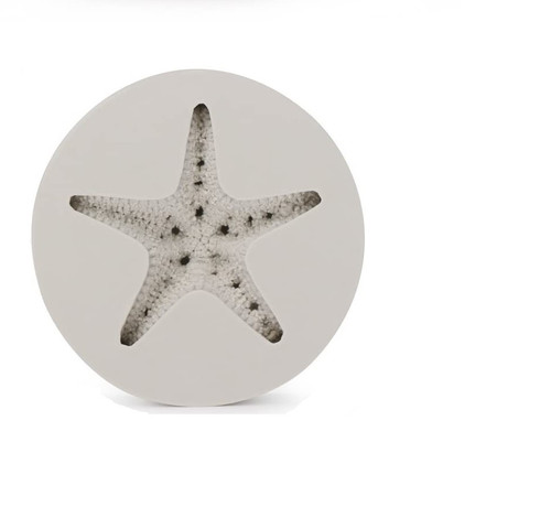 Dotted Starfish Silicone Mold