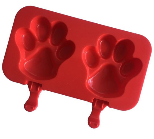 Silicone Mold - POPSICLE PAWS