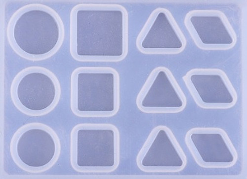 Primary Shapes Resin Mold