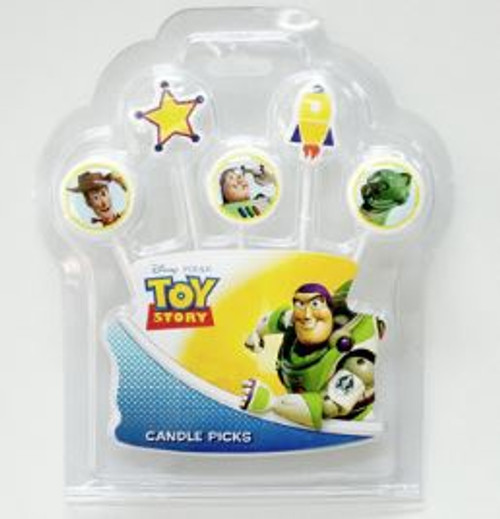 Birthday Candles - Toy Story - 5pc