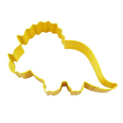 Triceratops Baby Dinosaur Tin Plate Cookie Cutter