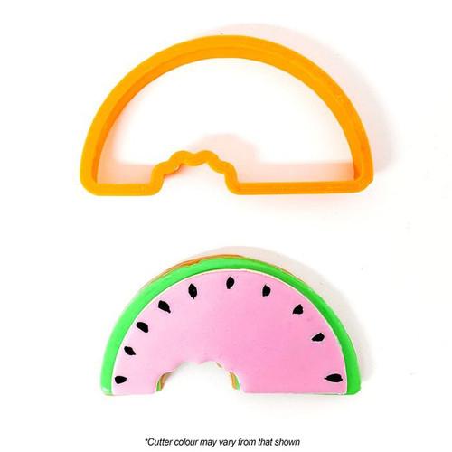 Plastic Cutter- Watermelon Slice