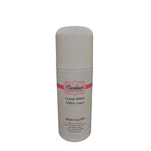 Clear High Gloss Spray 100ml