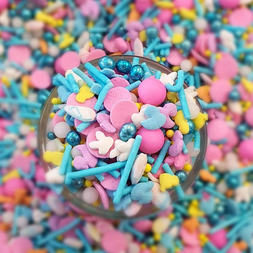 Sprinkle Mix- Easter Mix 100g