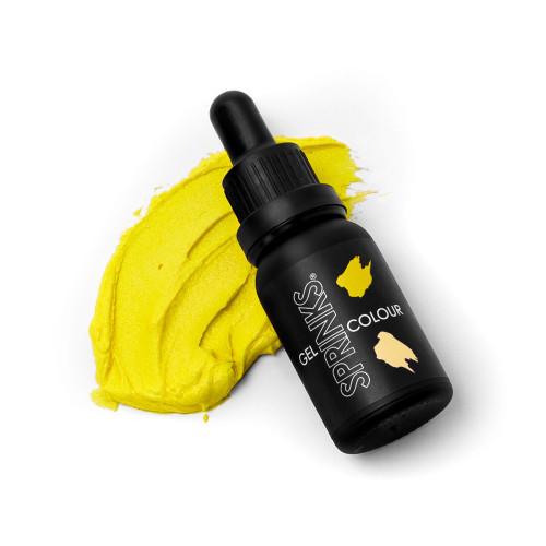Lemon Gel Colour 15ml