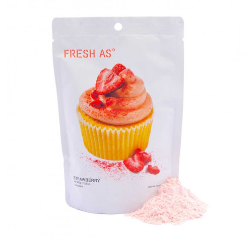 Strawberry Icing Mix 200g