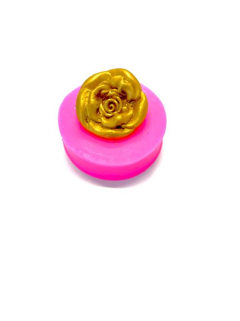 Small Rose Silicone Mold