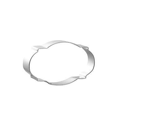 Decorative Oval Cutter