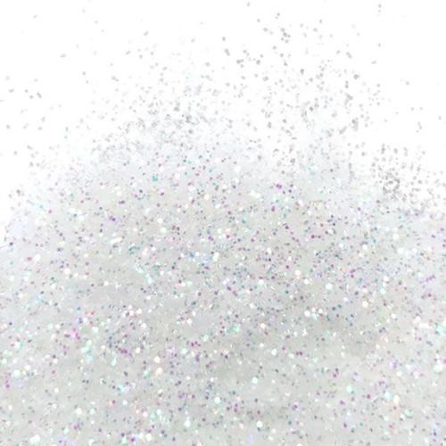 WHITE(Multicolour) Flitter Glitter 10ml