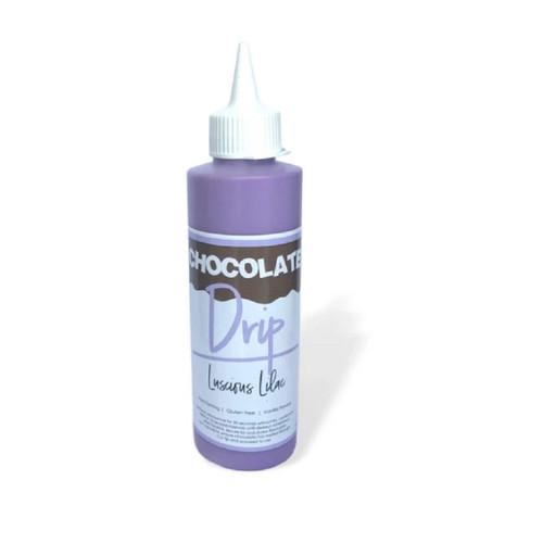 Chocolate Drip -Luscious Lilac