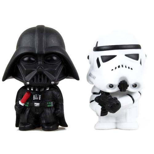 Star Wars Figurines - 2pc