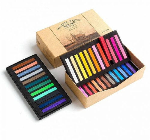 Maries - Master Pastel colours 36 set