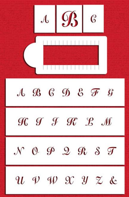 Script Monogram C337