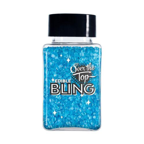 Bling Sprinkles-Blue Sanding Sugar 80g