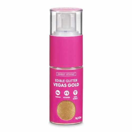 Glitter Pump – VEGAS GOLD