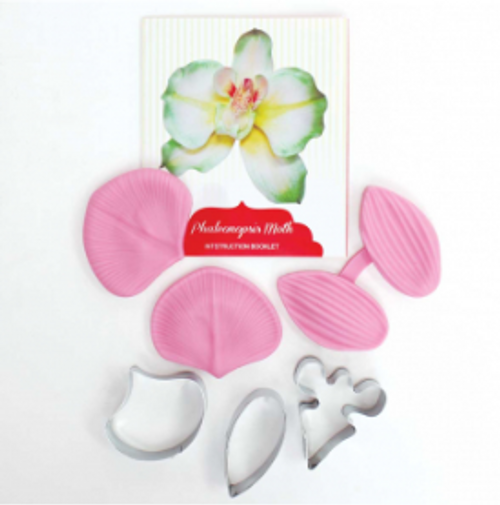 Phaleonopsis Moth Cutter & Veiner Set