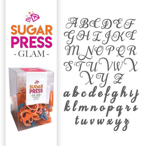"""Sugar Press """"Glam"""""""