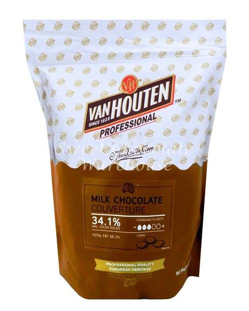 Van Houten Professional Milk Chocolate 1.5kg