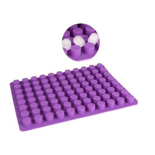 Silicone Mold-Cylinder 88 Cavity